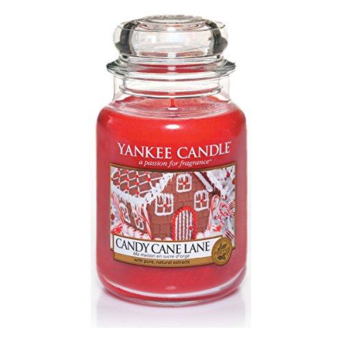 Yankee Candle Candy Cane Lane - Big Jar