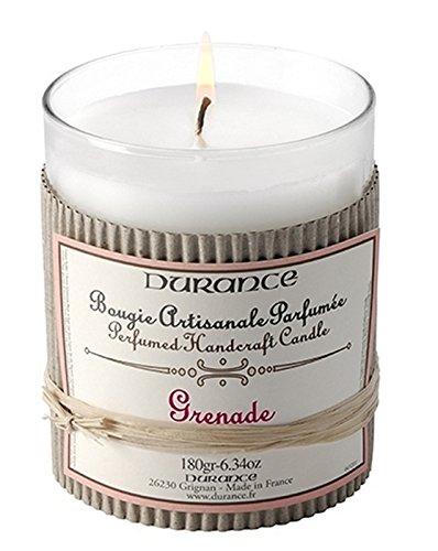 Durance en Provence - Duftkerze Granatapfel (Grenade) 180 g