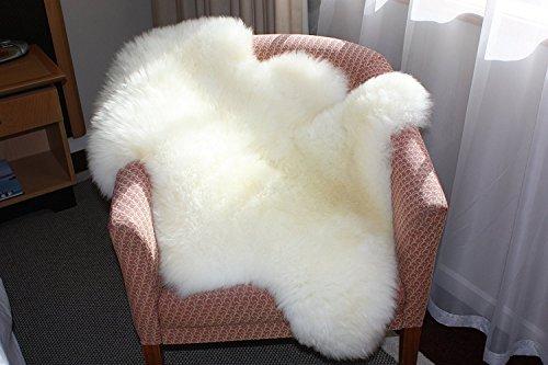 k nstlicher nachahmung lammfell sofa teppich 75 x 120 cm. Black Bedroom Furniture Sets. Home Design Ideas