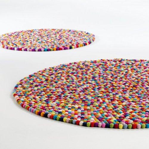 hay pinocchio teppich multi colour 140 cm skandinavische m bel. Black Bedroom Furniture Sets. Home Design Ideas