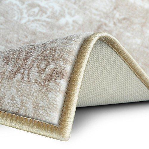 teppichl ufer davoli shabby chic im vintage look viele gr en moderner teppich l ufer f r. Black Bedroom Furniture Sets. Home Design Ideas