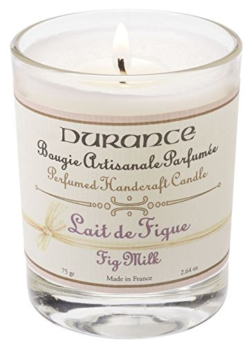 Durance en Provence - Duftkerze Feigenmilch (Lait de Figue) 75 g