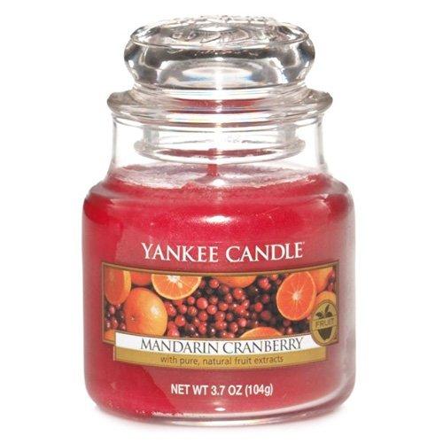 Yankee Candle 8587 Housewarmerglas 105g Mandarine & Cranberry