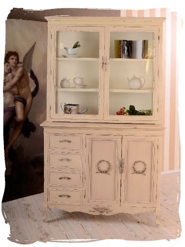 gigantischer geschirrschrank buffet k chenschrank im landhausstil palazzo exclusiv. Black Bedroom Furniture Sets. Home Design Ideas