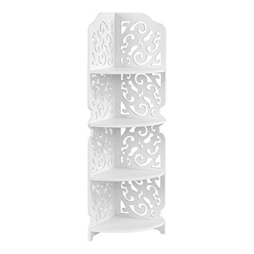 finether wei es regal eckregal stehregal standregal. Black Bedroom Furniture Sets. Home Design Ideas