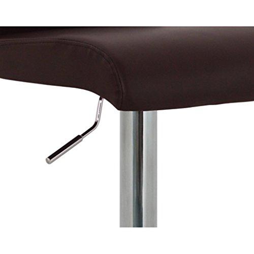vidaxl 2 x design barhocker bar stuhl hocker lounge sessel. Black Bedroom Furniture Sets. Home Design Ideas