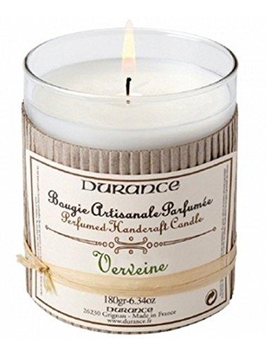 Durance en Provence - Duftkerze Eisenkraut (Verveine) 180 g