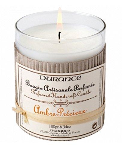 Durance en Provence - Duftkerze Edelamber (Ambre Précieux) 180 g
