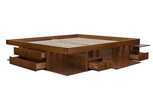 funktionsbett bali 160x200 viel stauraum schubladen preis inkl lattenrost 2. Black Bedroom Furniture Sets. Home Design Ideas