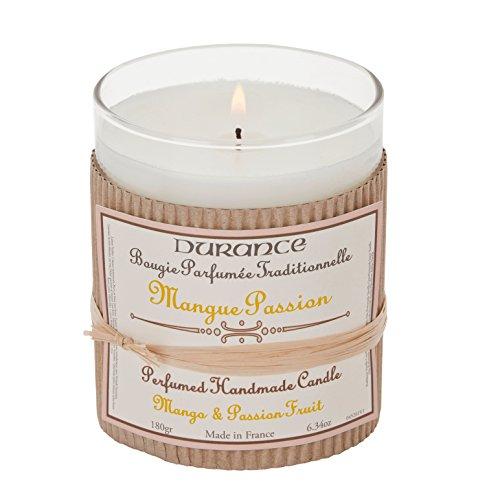 Durance en Provence - Duftkerze Mango-Passionsfrucht (Mangue Passion) 180 g