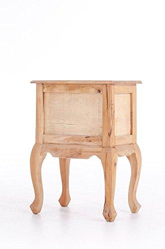 clp beistelltisch bj rk mahagoni holz ca 50 x 35 cm. Black Bedroom Furniture Sets. Home Design Ideas