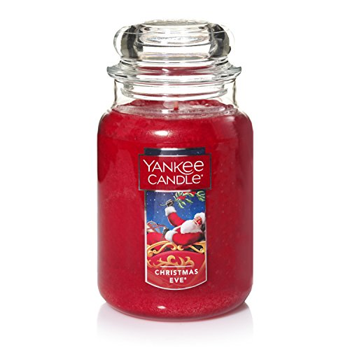 Yankee Candle 1199601 Christmas Eve Cassis Grosses Jar
