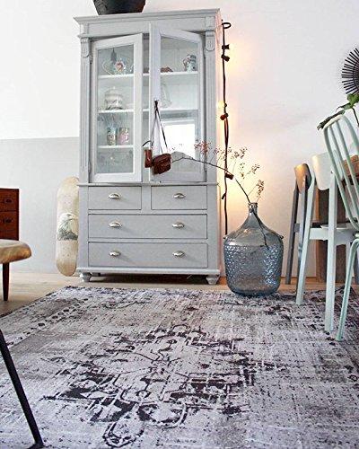 neuer teppich im angesagten shabby chic look f r wohnzimmer schlafzimmer kindergarten. Black Bedroom Furniture Sets. Home Design Ideas