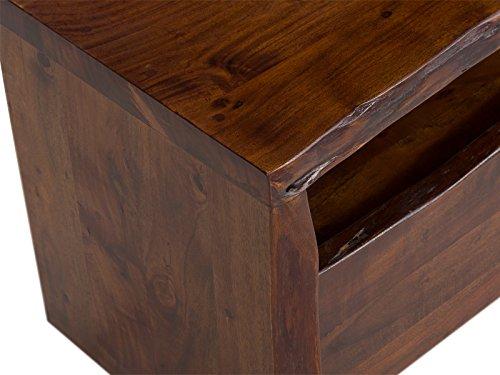 massivum tv schrank carlow 117x45x40 cm akazie braun lackiert skandinavische m bel. Black Bedroom Furniture Sets. Home Design Ideas