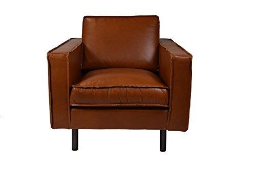 ledersessel gaucho vintage anilin cognac 1 sitzer skandinavische m bel. Black Bedroom Furniture Sets. Home Design Ideas