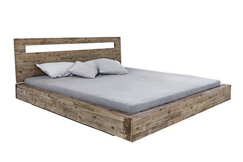 woodkings bett marton 180x200 inkl matratze und. Black Bedroom Furniture Sets. Home Design Ideas