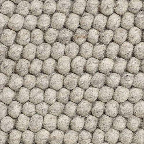 hay teppich peas soft grey 140cm x 200cm skandinavische. Black Bedroom Furniture Sets. Home Design Ideas