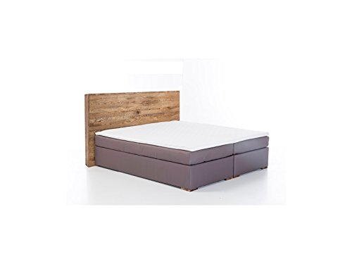 woodkings boxspringbett hastings 180x200 hotelbett polsterbett doppelbett bonellfederkern. Black Bedroom Furniture Sets. Home Design Ideas