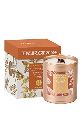 Durance en Provence - Duftkerze Orange-Zimt 280 g (Weihnachtsedition)