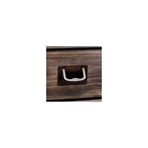 vitrine savona anrichte mit aufsatz buffet sideboard. Black Bedroom Furniture Sets. Home Design Ideas