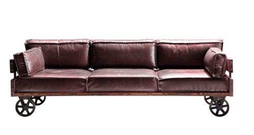 kare 78178 sofa railway 3 sitzer skandinavische m bel. Black Bedroom Furniture Sets. Home Design Ideas