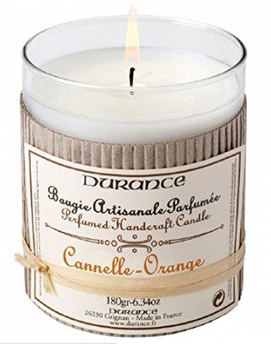 Durance en Provence - Duftkerze Zimt-Orange (Canelle-Orange) 180 g