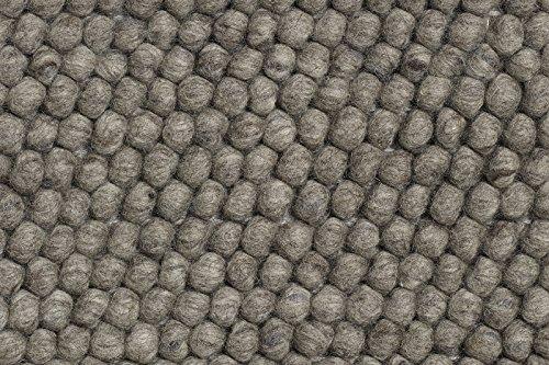 hay peas teppich dunkelgrau 170 x 240 cm. Black Bedroom Furniture Sets. Home Design Ideas
