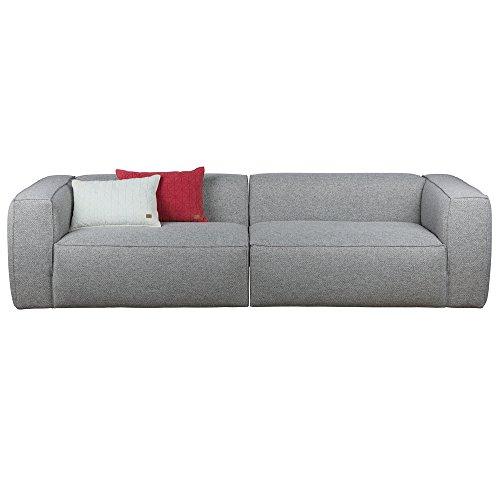 4 Sitzer Sofa BEAN Clubsofa Wohnzimmer Couch Polstersofa Longesofa Sitzmöbel