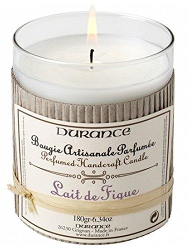 Durance en Provence - Duftkerze Feigenmilch (Lait de Figue) 180 g