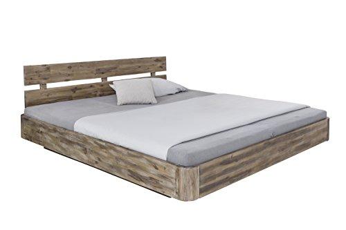 woodkings bett 180x200 hampden inkl matratze und. Black Bedroom Furniture Sets. Home Design Ideas