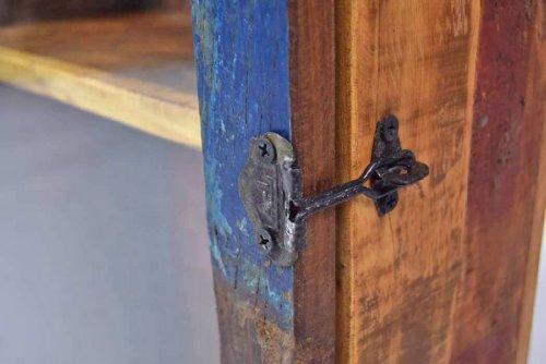 h ngeschrank medizinschrank recyceltes holz skandinavische m bel. Black Bedroom Furniture Sets. Home Design Ideas