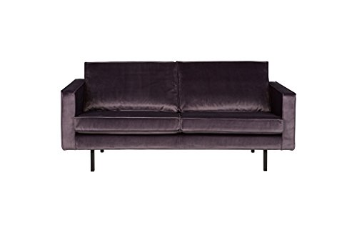 samtsofa rodeo 2 sitzer grau vintage sofa retro sofa designer sofa skandinavische m bel. Black Bedroom Furniture Sets. Home Design Ideas