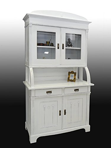 buffet buffetschrank k chenschrank antik um 1920 shabby chic weichholz 6186 skandinavische m bel. Black Bedroom Furniture Sets. Home Design Ideas