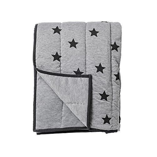 Bloomingville Decke, Star print