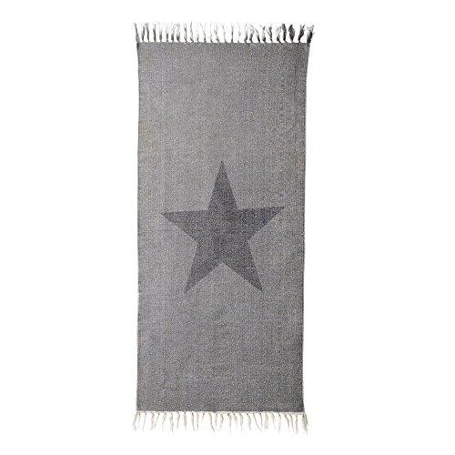 Bloomingville Teppich Star hellgrau von Bloomingville
