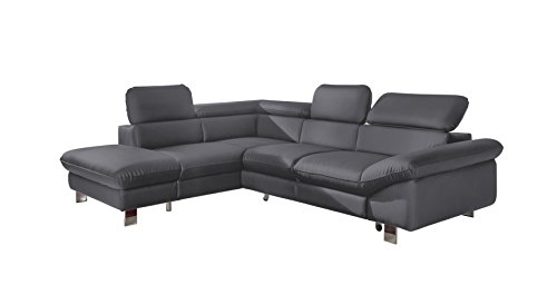 cotta driver polsterecke ecksofa recamiere rechts skandinavische m bel. Black Bedroom Furniture Sets. Home Design Ideas