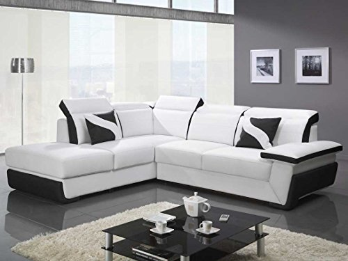 polsterecke sofa lugano mit schlaffunktion schlafsofa schlafcouch kunstleder webstoff. Black Bedroom Furniture Sets. Home Design Ideas