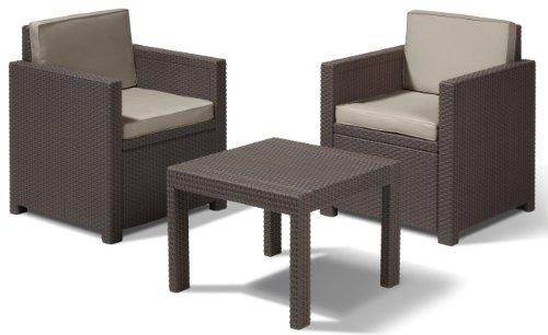 allibert lounge set victoria balcony skandinavische m bel. Black Bedroom Furniture Sets. Home Design Ideas