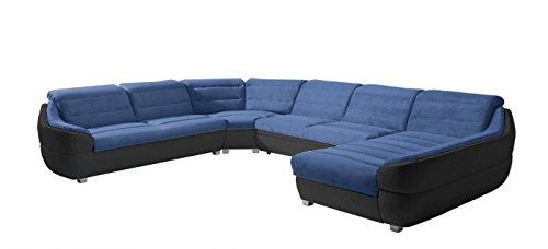 polsterecke ecksofa eckcouch wonlandschaft udinese big. Black Bedroom Furniture Sets. Home Design Ideas