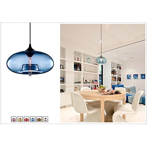 wings of wind industrie weinlese leuchter e27 pendelleuchte deckenleuchte bunte glask fig. Black Bedroom Furniture Sets. Home Design Ideas