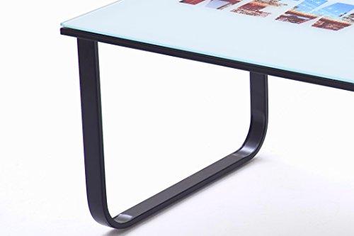 robas lund couchtisch wohnzimmertisch new york bunt schwarz metall 105x 55x 32cm 58318ny9. Black Bedroom Furniture Sets. Home Design Ideas