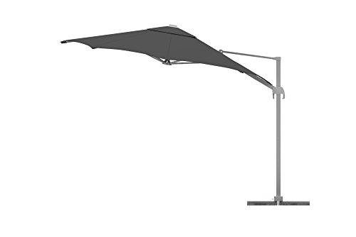 paramondo parapenda ampelschirm 3 5m rund grau gestell. Black Bedroom Furniture Sets. Home Design Ideas