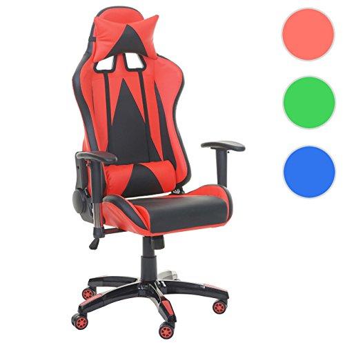 mendler profi brostuhl hwc t682 xxl drehstuhl gaming 150kg belastbar kunstleder 0. Black Bedroom Furniture Sets. Home Design Ideas