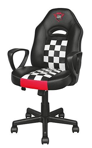 Trust GXT 702 Ryon Junior Gaming-Stuhl (Juniorgröße, Ideal für Kinder)