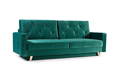 skandinavische schlafsofas skandinavische m bel. Black Bedroom Furniture Sets. Home Design Ideas