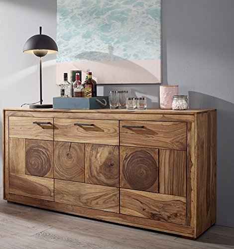 Main Möbel Sideboard 170cm Rio Sheesham massiv