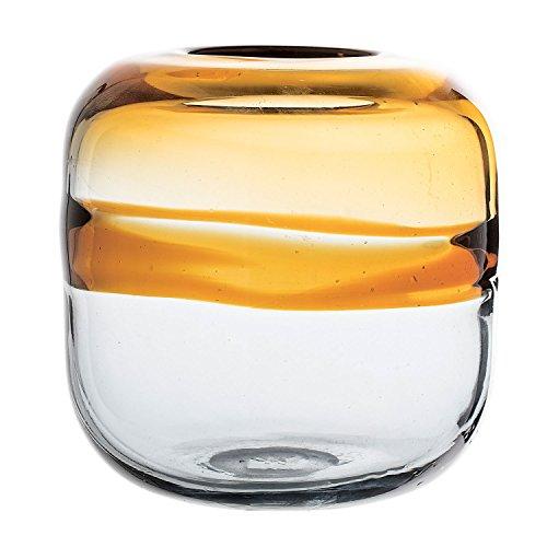 Bloomingville Vase Glas Höhe 16,5 cm