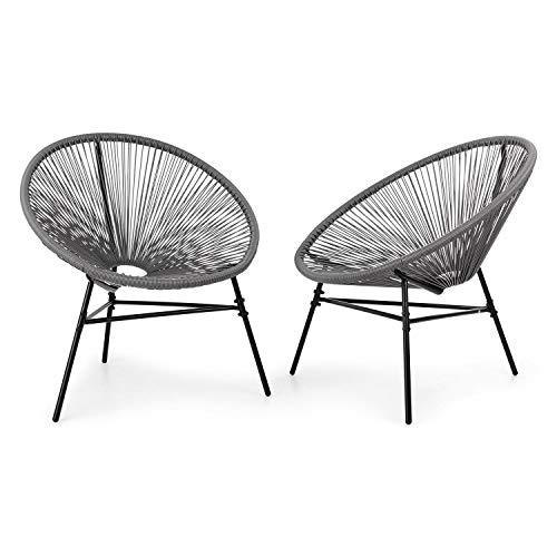 blumfeldt Las Brisas Chairs Gartenstühle