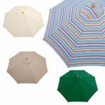anndora Sonnenschirm Gartenschirm - Farb- und Größenwahl